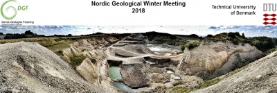 The 33 Nordic Geological Winter Meeting